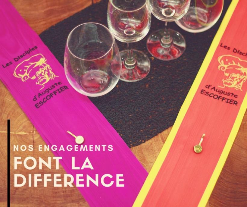 Discipline Escoffier au Restaurant gastronomique D'Eux-Mêmes à Rouen