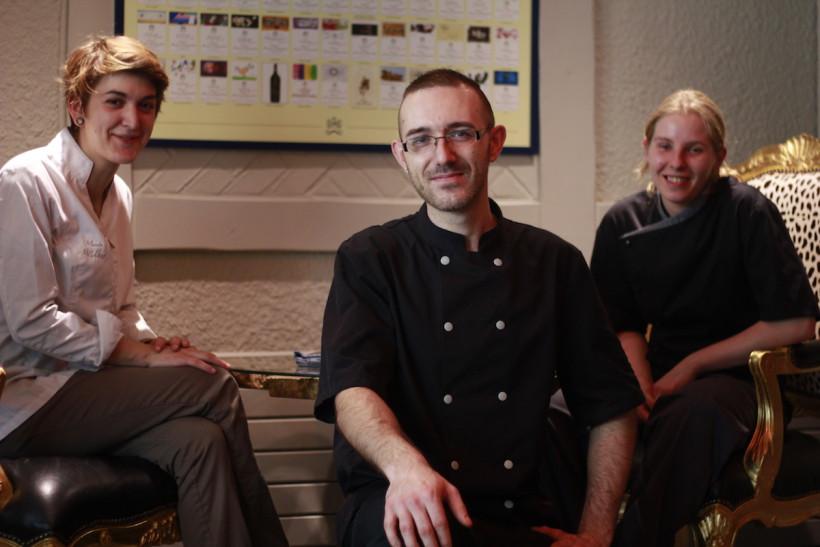 Recettes carpaccio du Restaurant D'Eux-Mêmes à Rouen