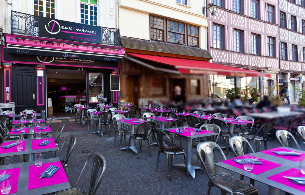 Restaurant gastronomique à Rouen