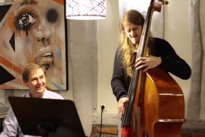 Déjeuner affaires Rouen - Soirée Jazz avec M. Philippe Carment
