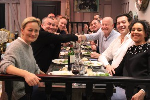 Déjeuner affaires Rouen - Soirée Groupe PGS