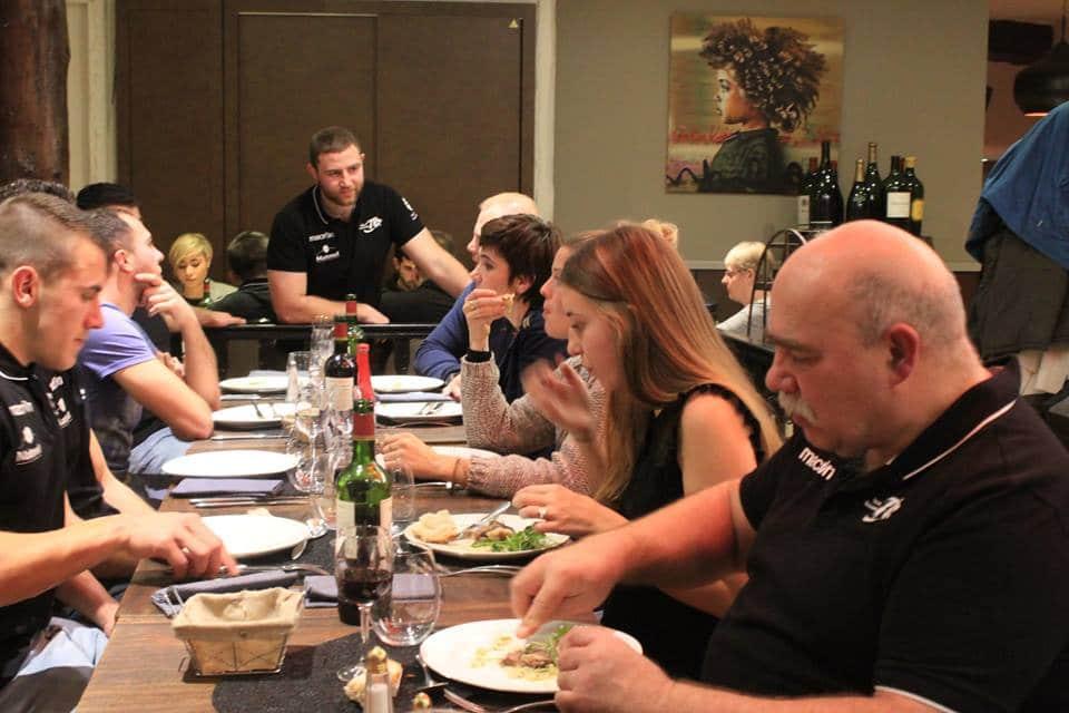 dejeuner affaires rouen- PGS Group