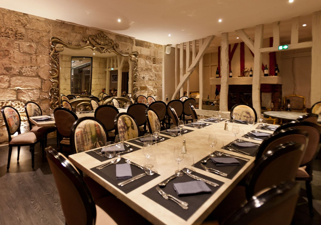 Restaurant Les Halles by D'eux-Mêmes