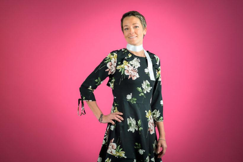 Portrait d'Amélie T., directrice chez D'Eux-Mêmes