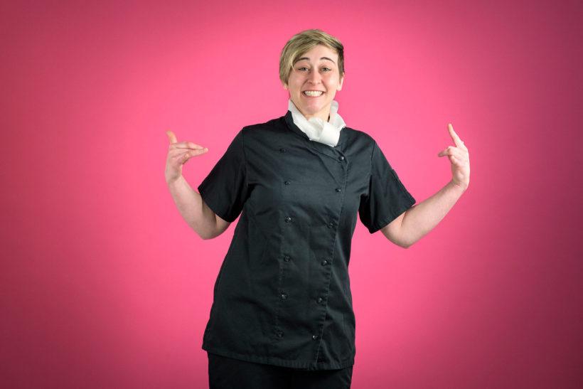 Portrait de Stéphanie A., cuisinière chez D'Eux-Mêmes