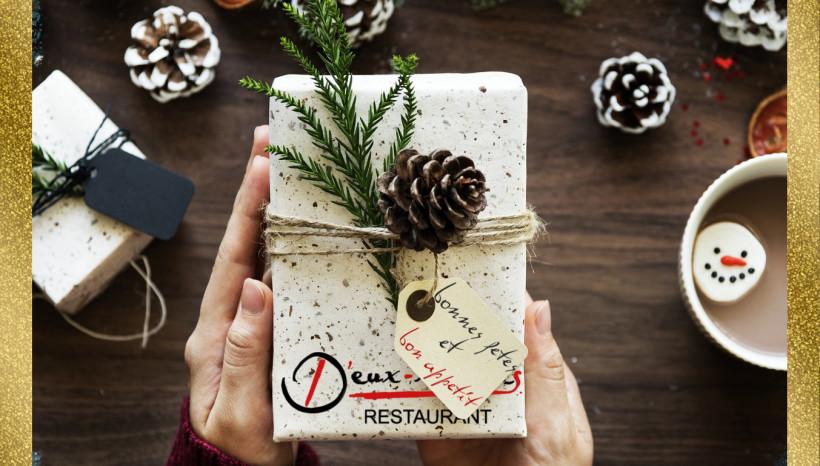 Carte à emporter 2017 Restaurant D'Eux-Mêmes