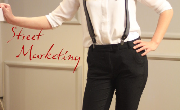 Recrutement street marketing