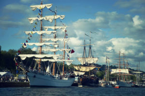 D'Eux-Mêmes, votre Restaurant pour L'Armada de Rouen